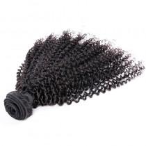 Brazilian virgin human hair wefts Afro Kinky Curly 1 pc a lot unprocessed 95g/pc [BVAKC01]