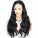 Lace Front Wigs Indian Remy Hair Super Body Wave