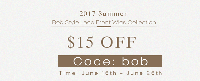Bob Style Lace Front Wigs Collection