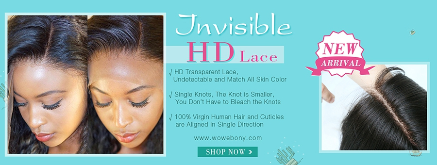 Invisible HD Lace