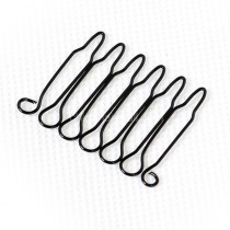 20pcs/lot Black Combs for Hair Extensions weft wig [COMB1]