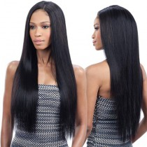 Full Lace Wigs Indian Remy Hair Silky Straight