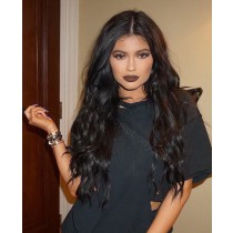 Glueless Full Lace Wigs Peruvian Virgin Hair Deep Wave