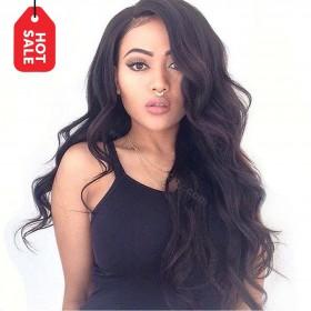 WowEbony Full Lace Wigs Brazilian Virgin Hair Big Body Wave [FW28]