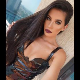 WowEbony Glueless Full Lace Wigs Peruvian Virgin Hair Yaki Straight [FLW28]