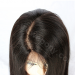 Lace Front Wigs Indian Remy Hair Bob Straight Deep Part [NEW04]  Cap Construction