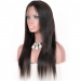 Indian Remy Hair Light Yaki Glueless Lace Part Lace Wig