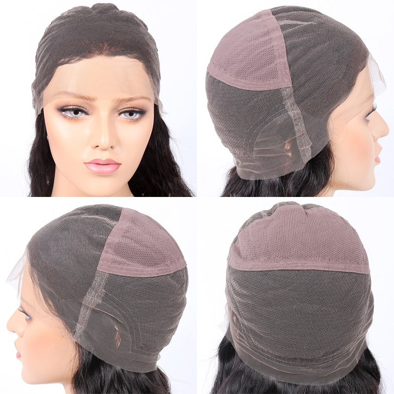 full swiss lace wig cap