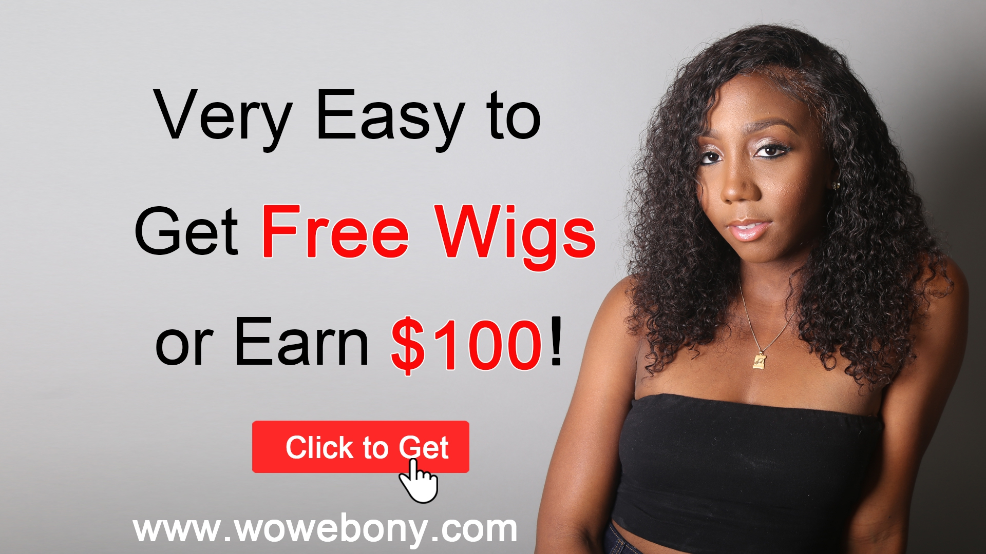 share coupon get free wigs and earn money