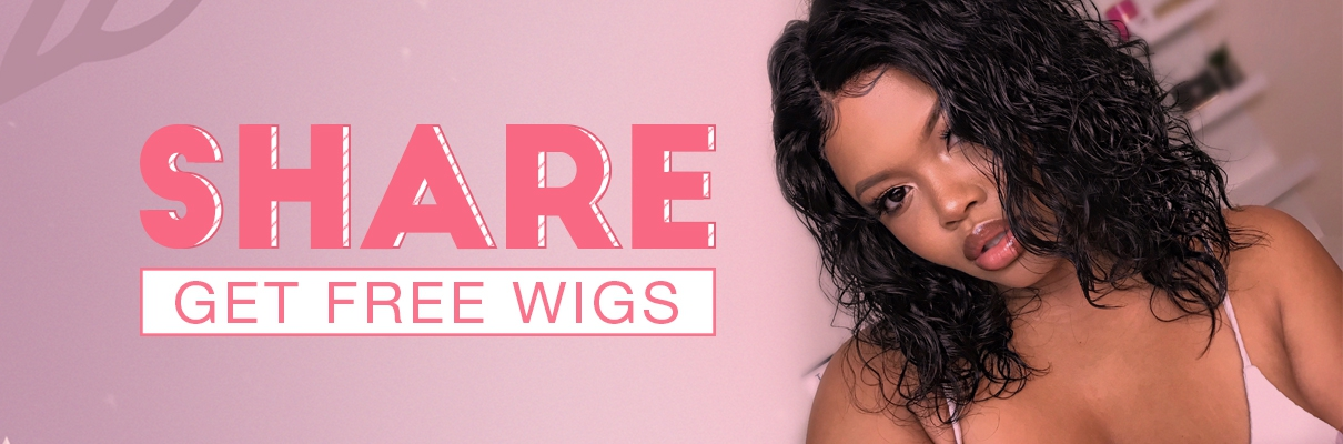 Share Wowebony Get Free 360 Lace Wigs Full Lace Wigs Lace Front Wigs