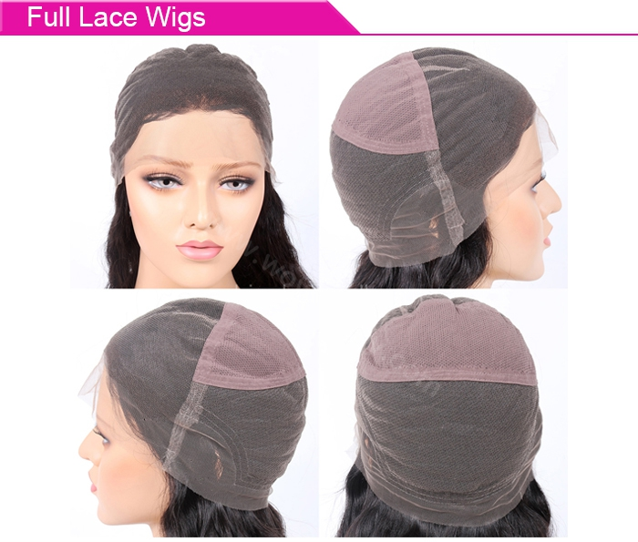 Full Lace Wigs Cap